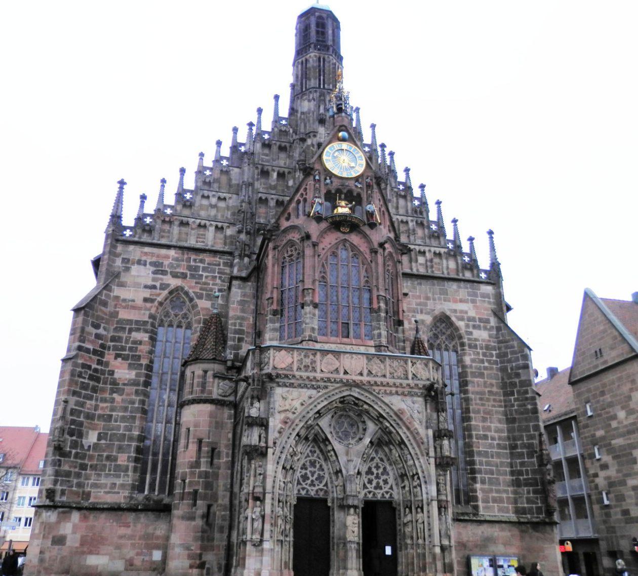 Frauenkirche Nuremberg
