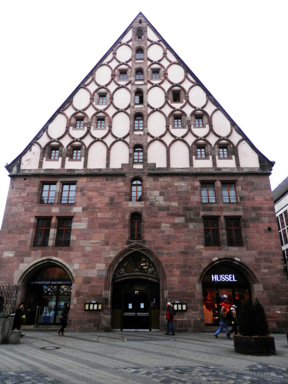 Casa de las Aduanas Nuremberg