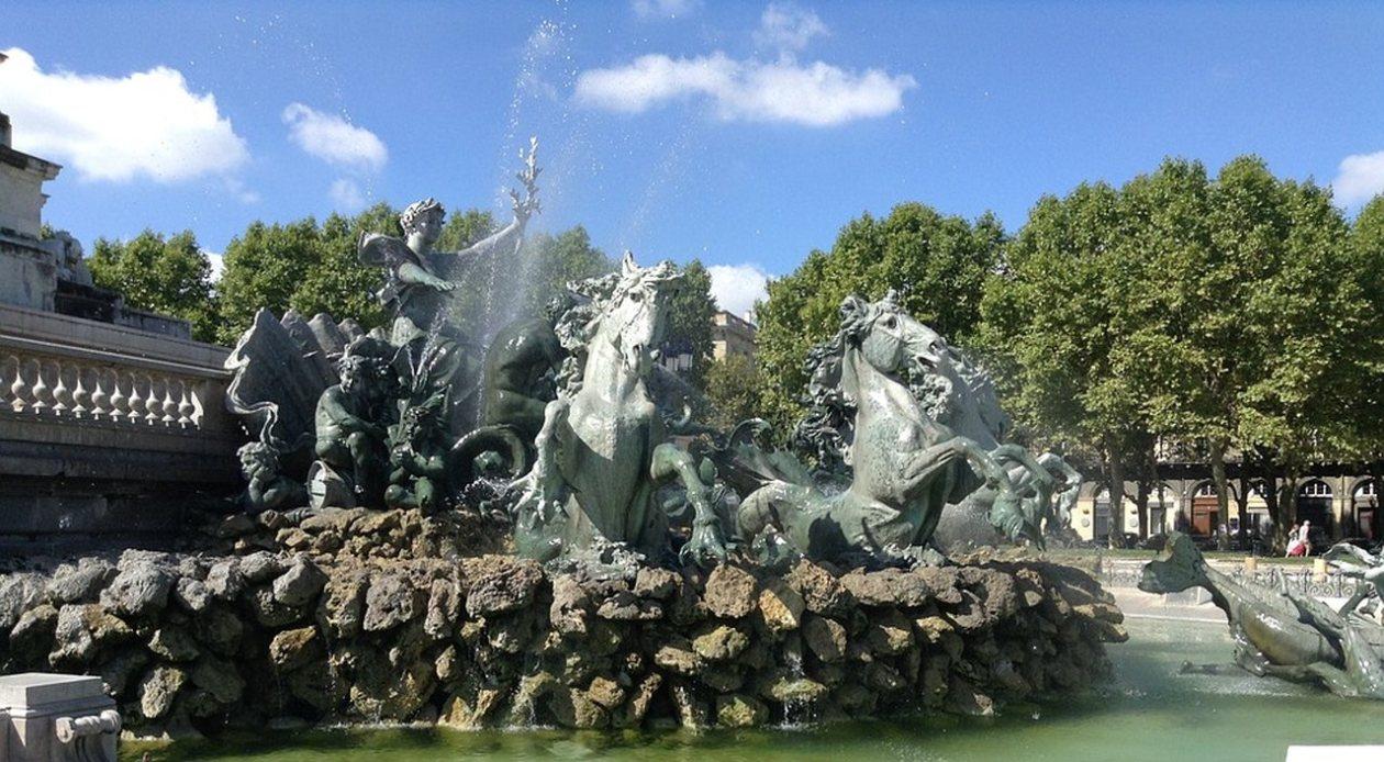 Monumento Girondinos Burdeos