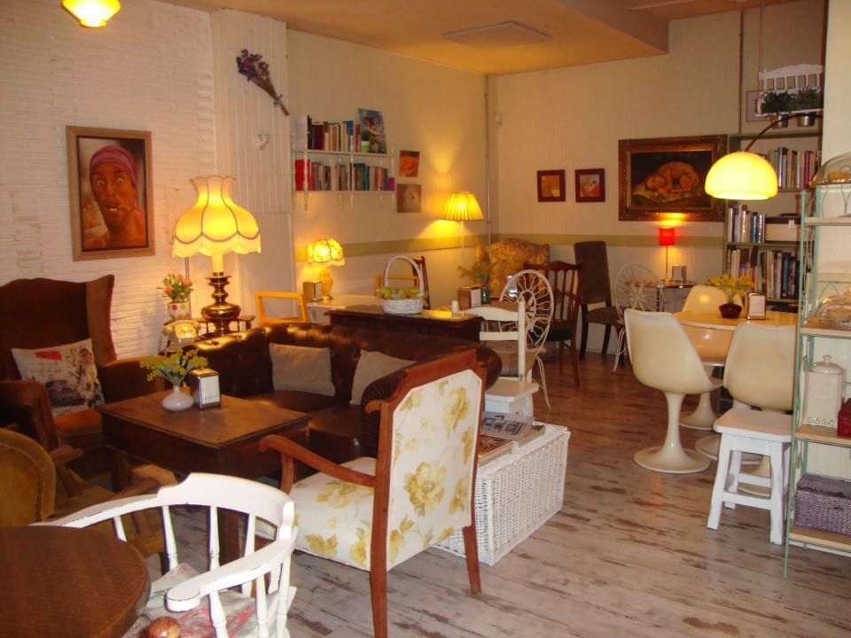 Café de la Luz Madrid