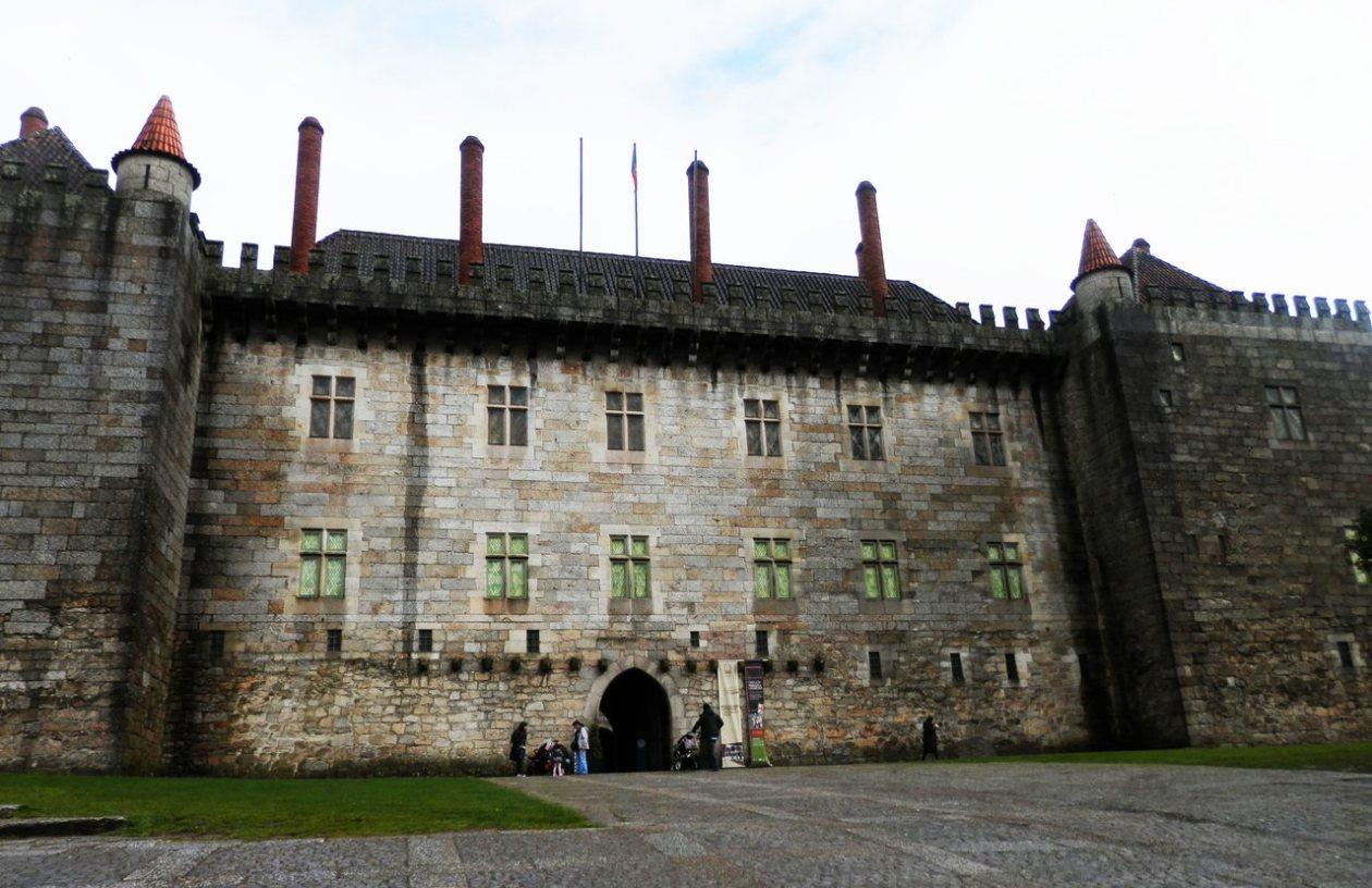 Palacio Duques Braganza Guimaraes