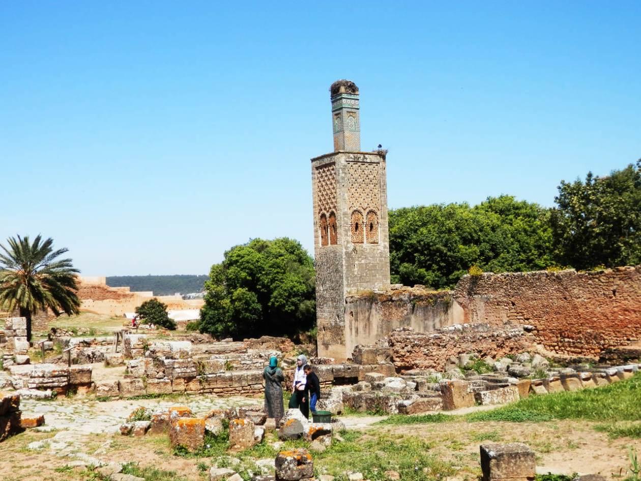 Necropolis Chellah Rabat