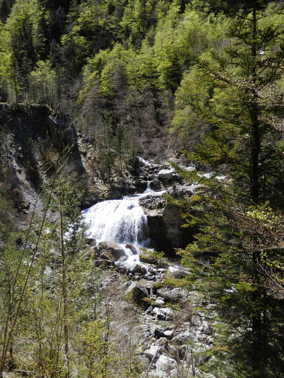 Cascada Arripas Ordesa