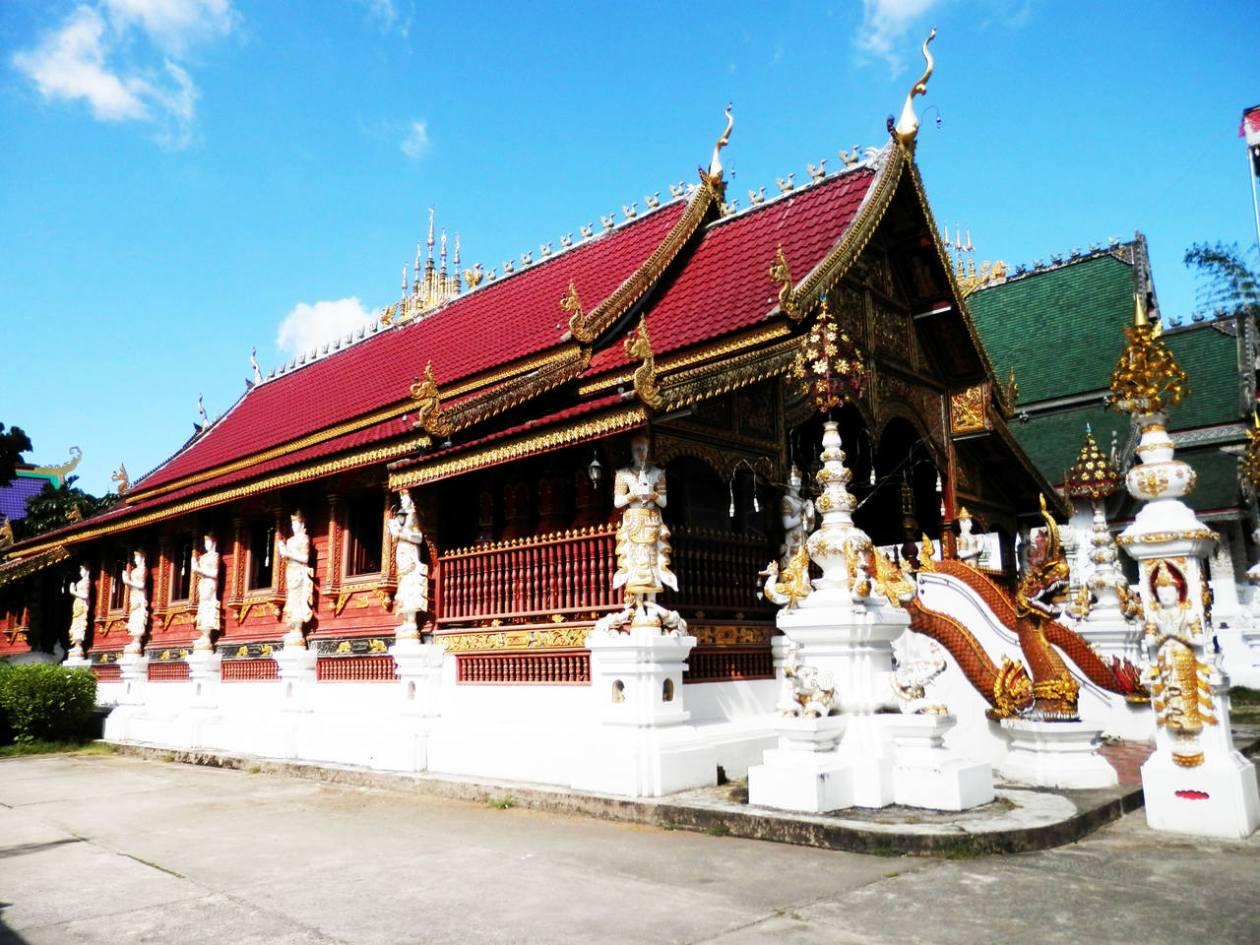 Wat Ming Muang Chiang Rai