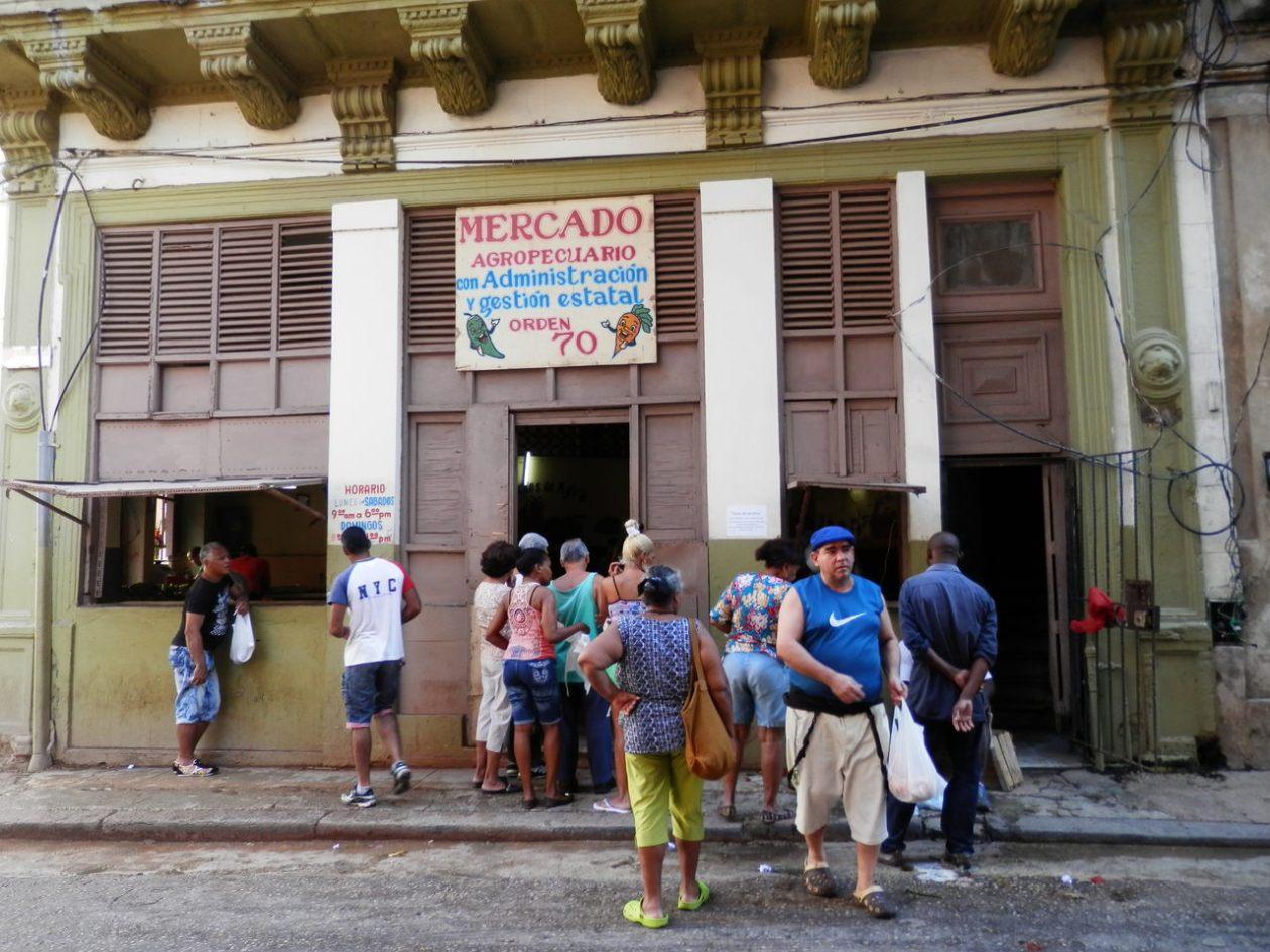 La Habana Mercado
