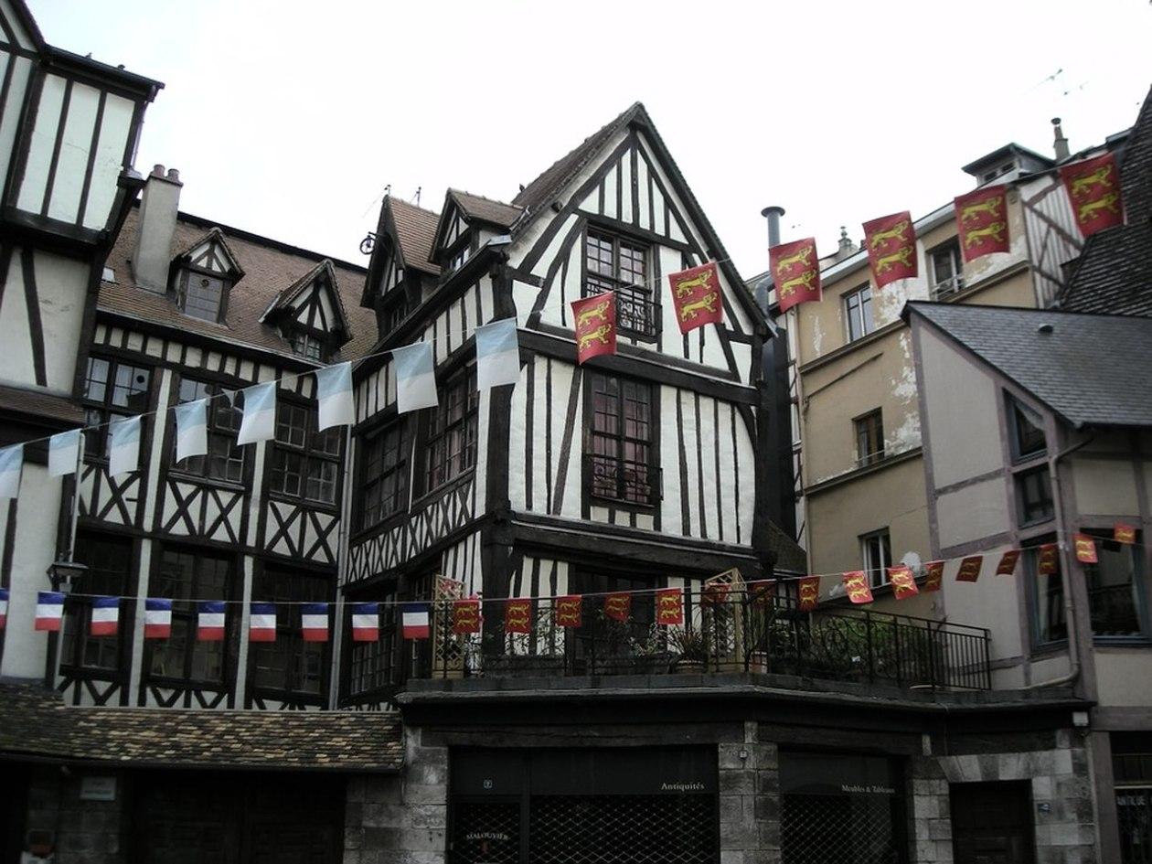 Rouen Francia