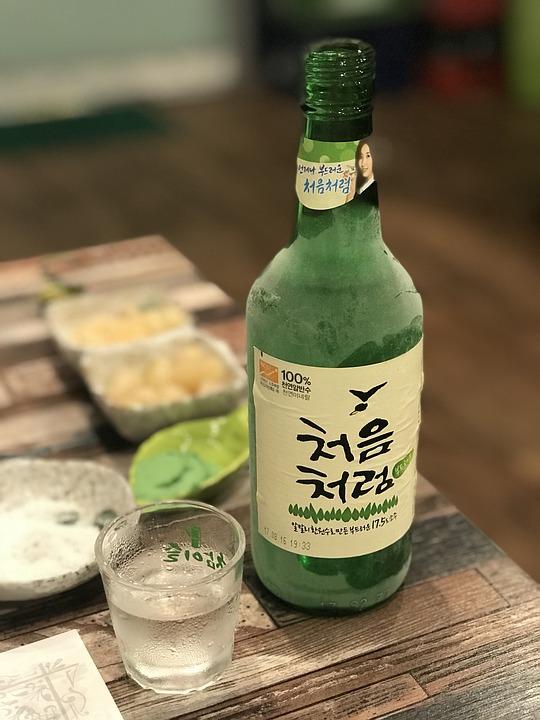 Soju Corea