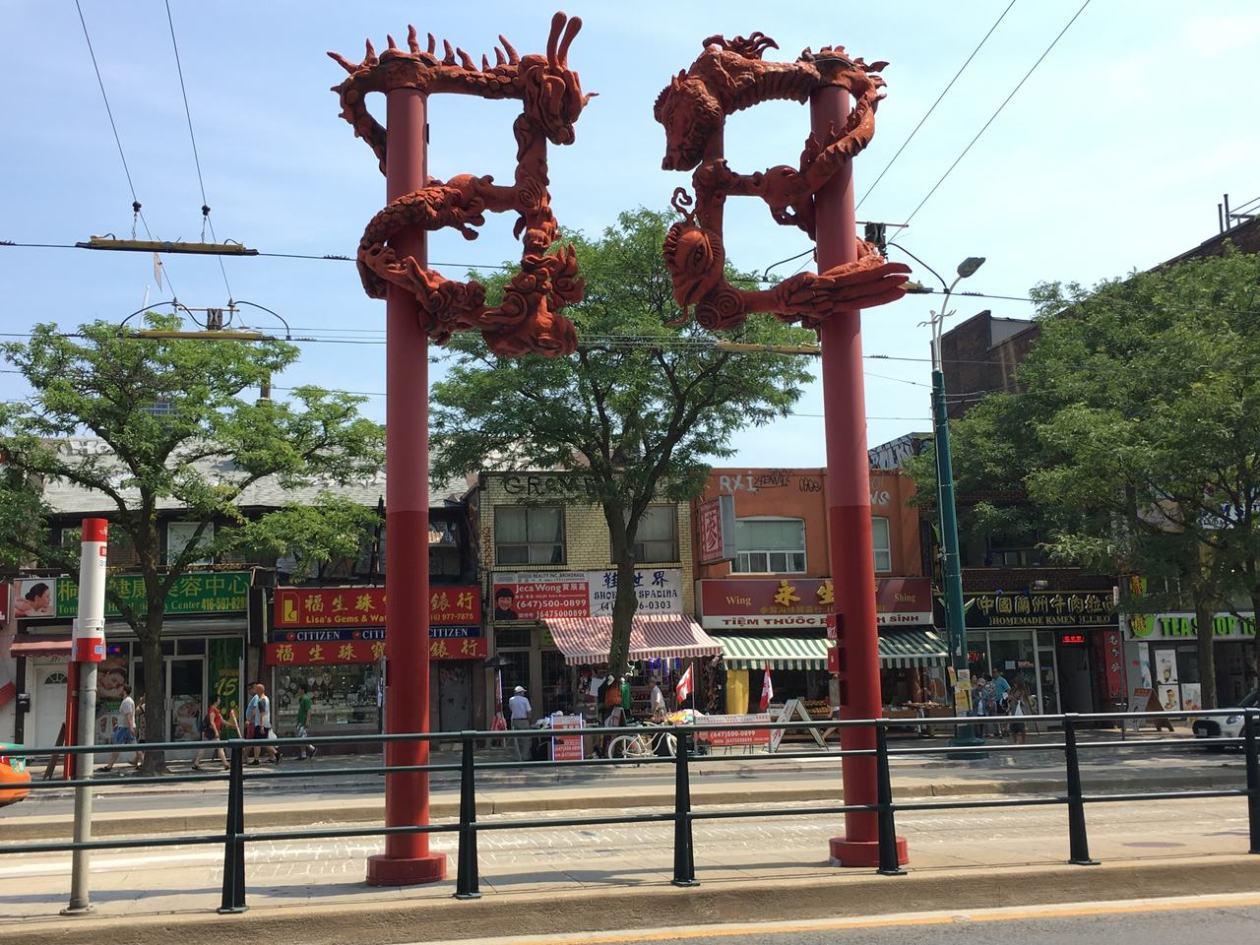 Barrio Chino Toronto
