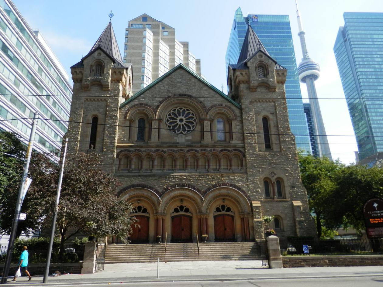 Iglesia Saint Andrew Toronto