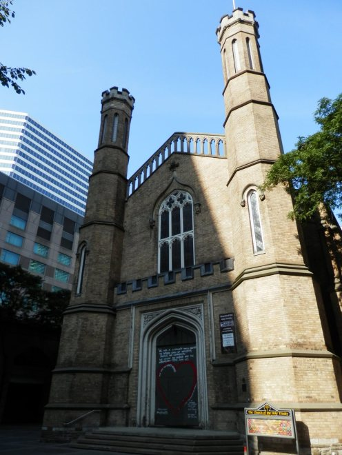 Iglesia Holy Trinity Toronto