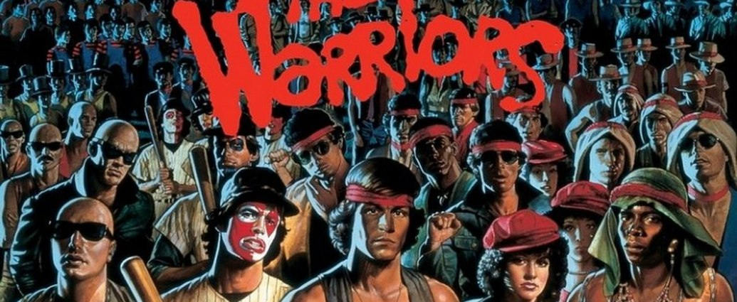 The Warriors Escenarios Pelicula