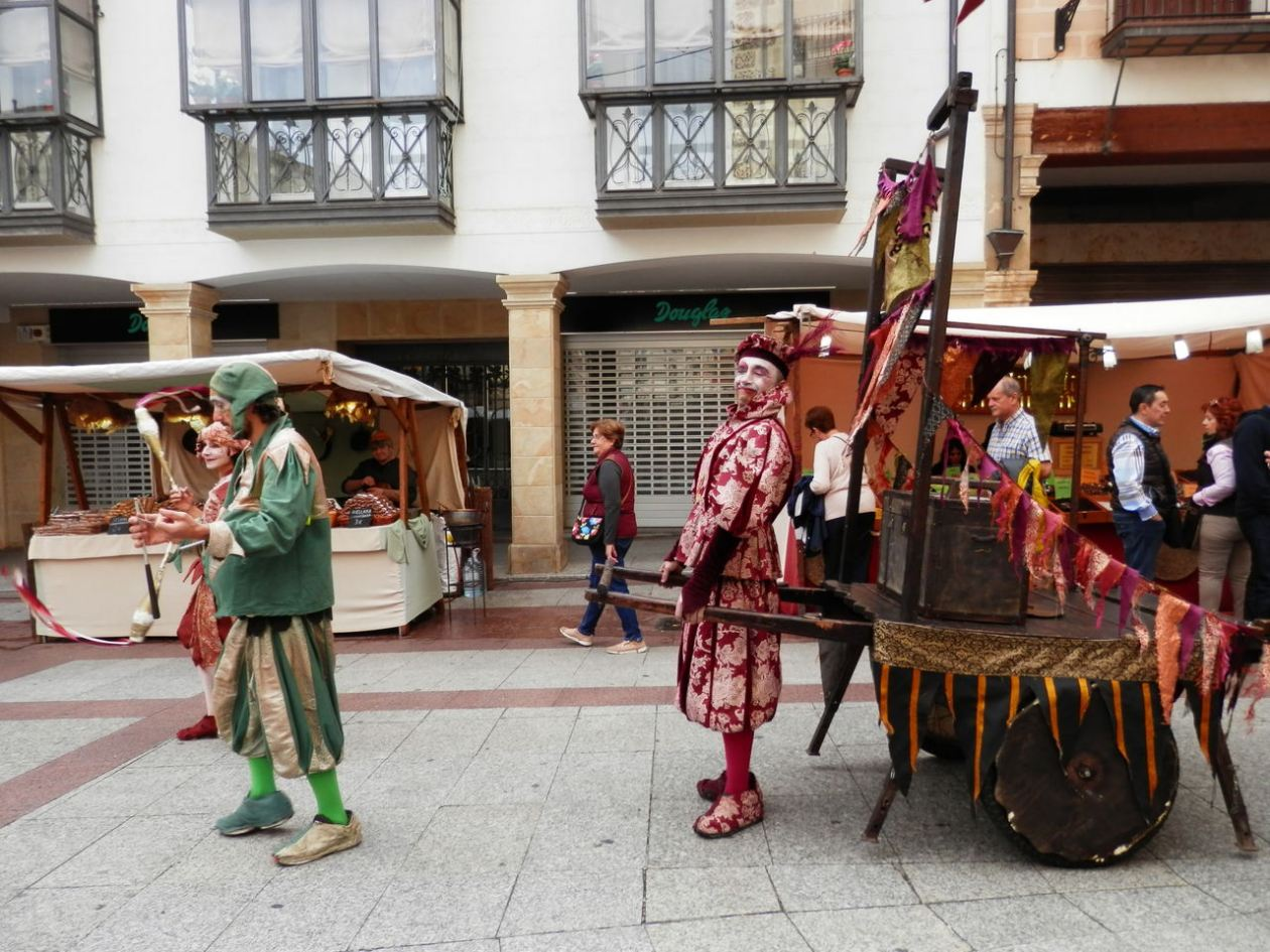 Mercado Medieval Soria