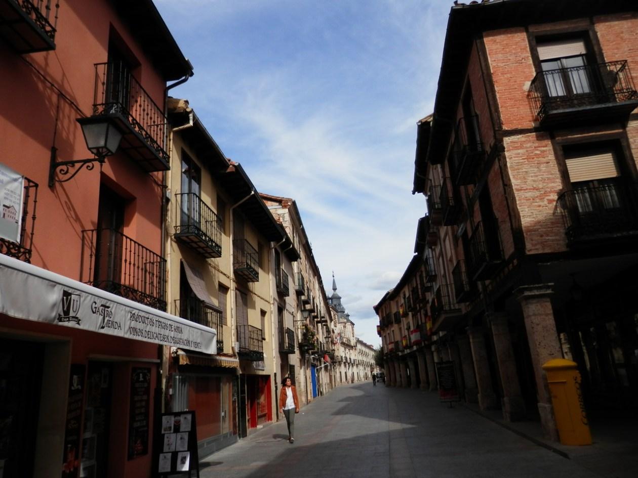 Calle Mayor Burgo Osma