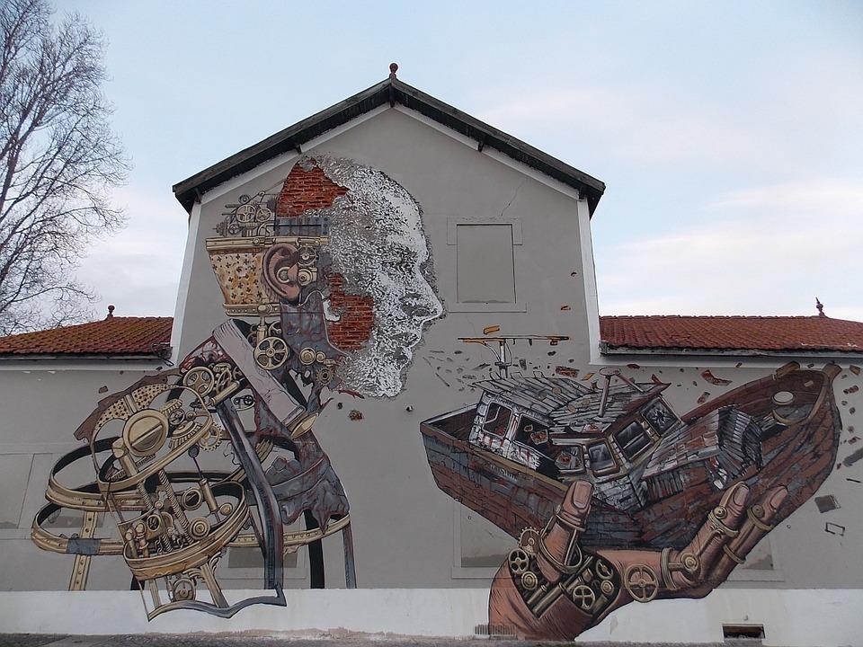 Lisboa Graffitti