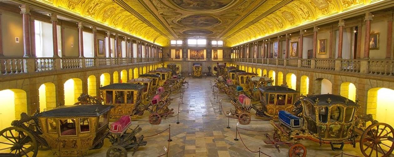 Museo Carruajes de Lisboa