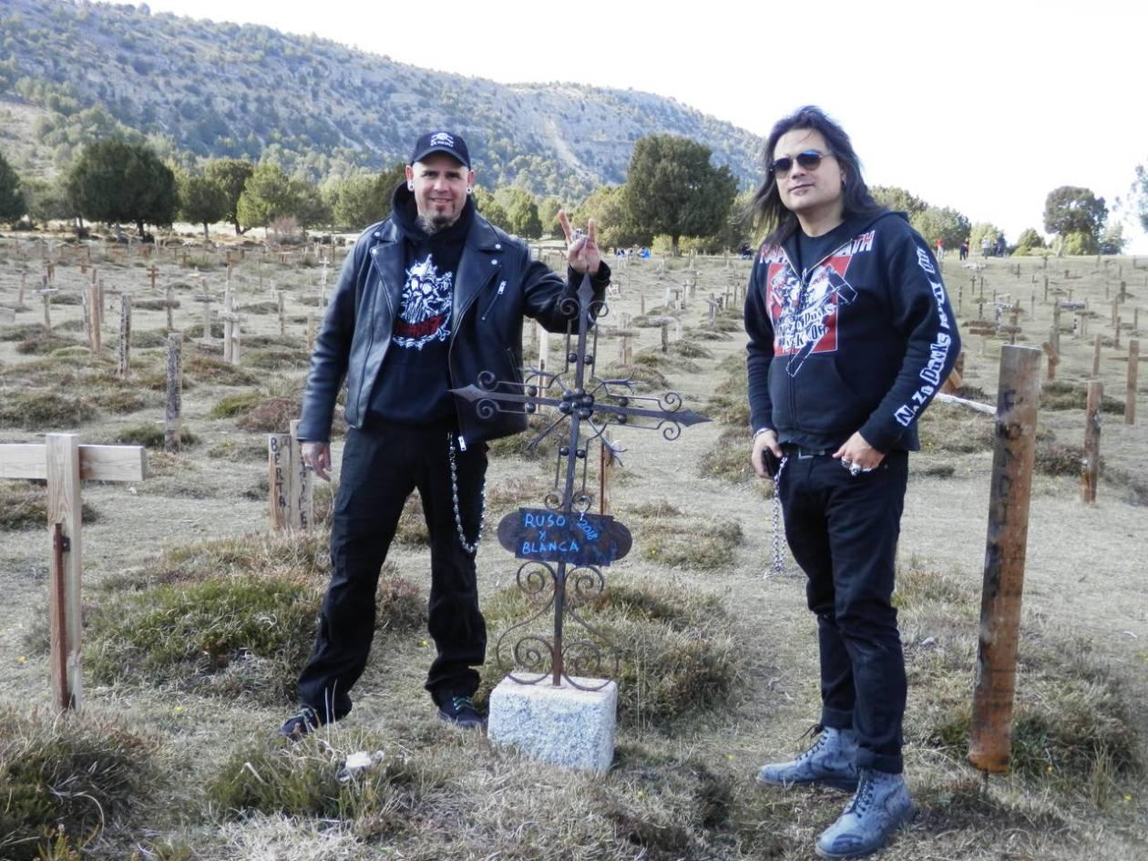 Cementerio Sad Hill