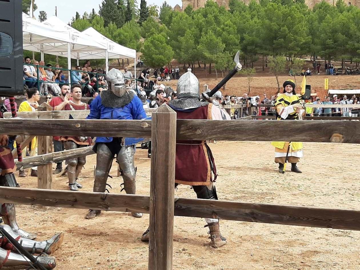 Combate Medieval Belmonte