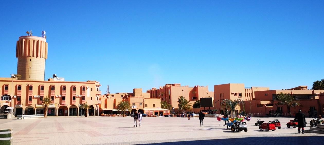 Place al Mouahidine