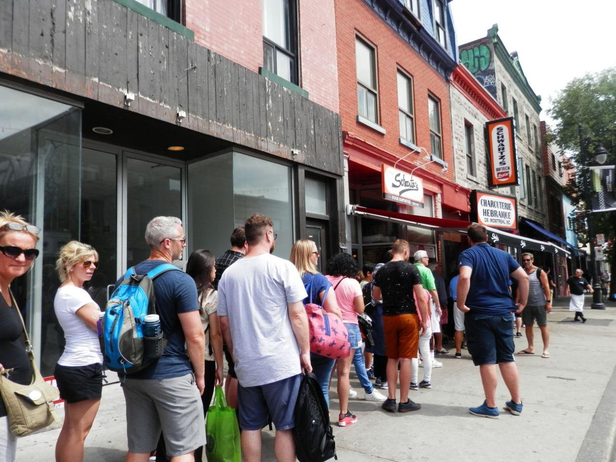 Schwartz's Montreal