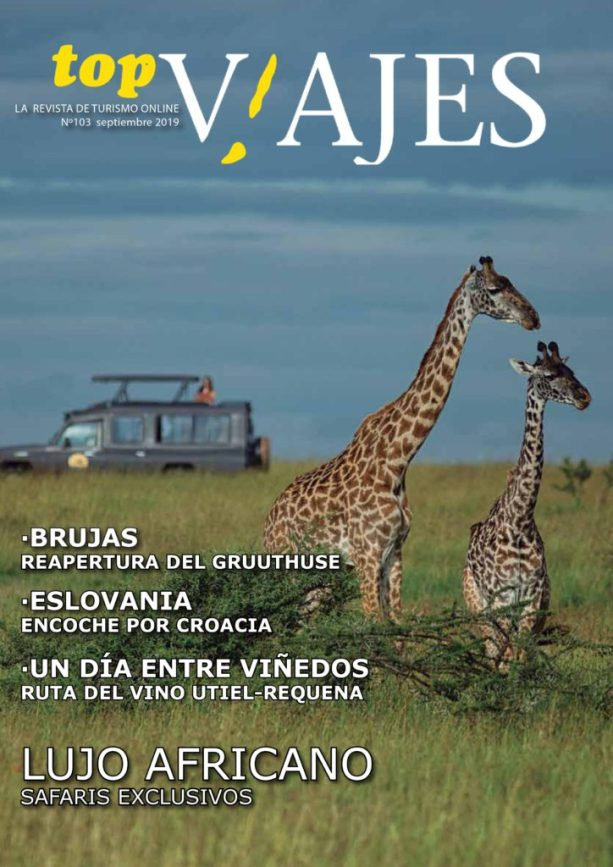 Revista Top Viajes