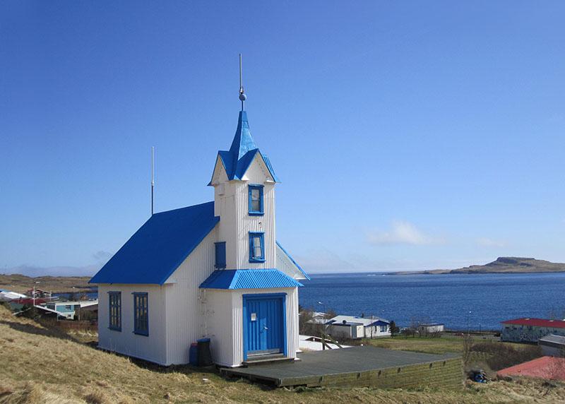 Kirkjubaer Church