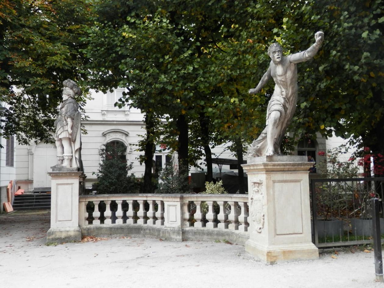Palacio Mirabell Salzburgo