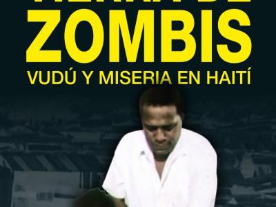 Tierra de zombis libro