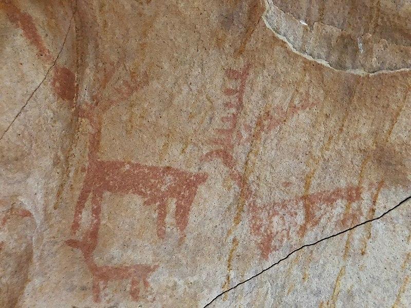 Arte rupestre del arco mediterráneo de la Península Ibérica