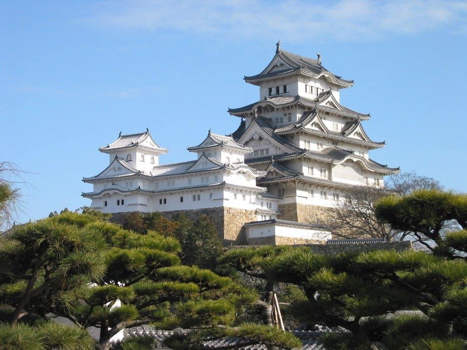 Castillo Japon