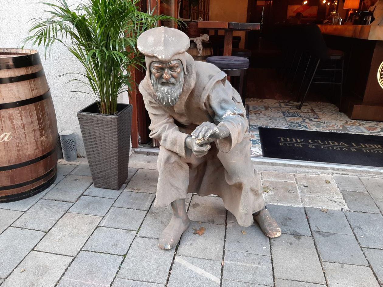 Bratislava Estatua