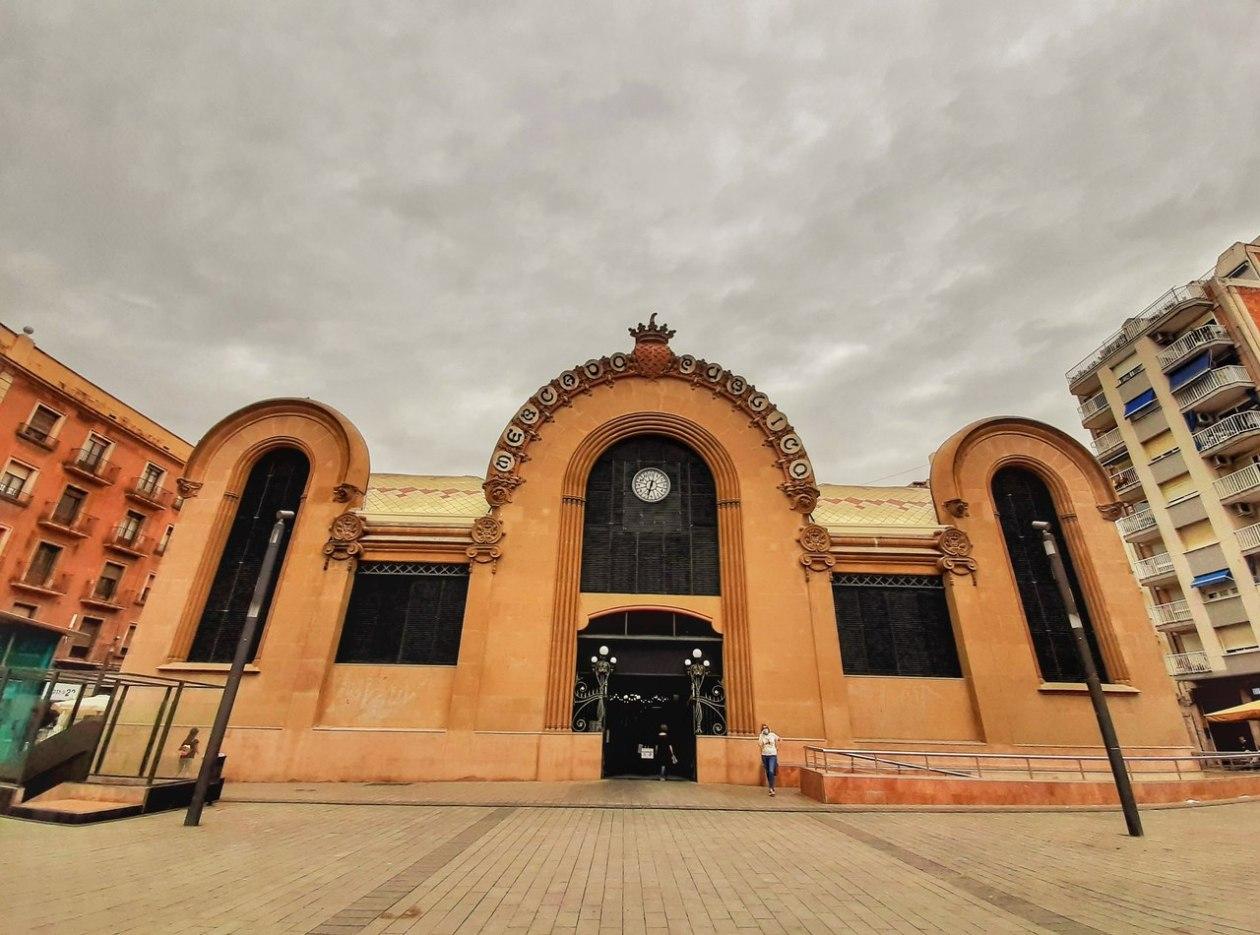 Mercado Tarragona