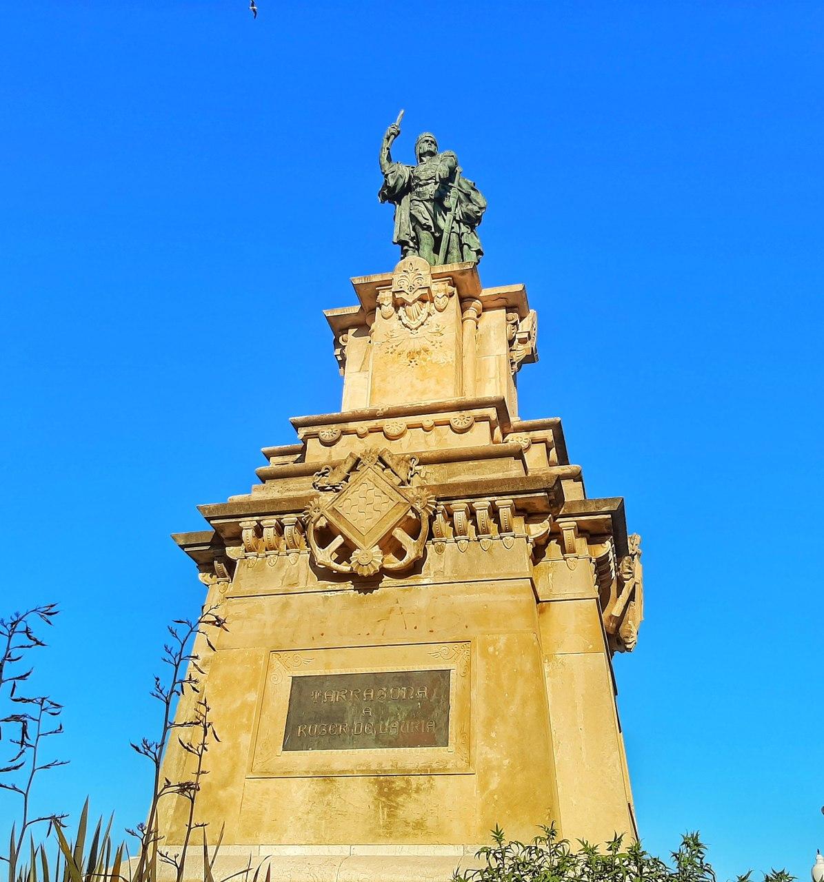 Estatua Tarragona