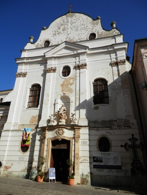 Iglesia San Francisco Bratislava