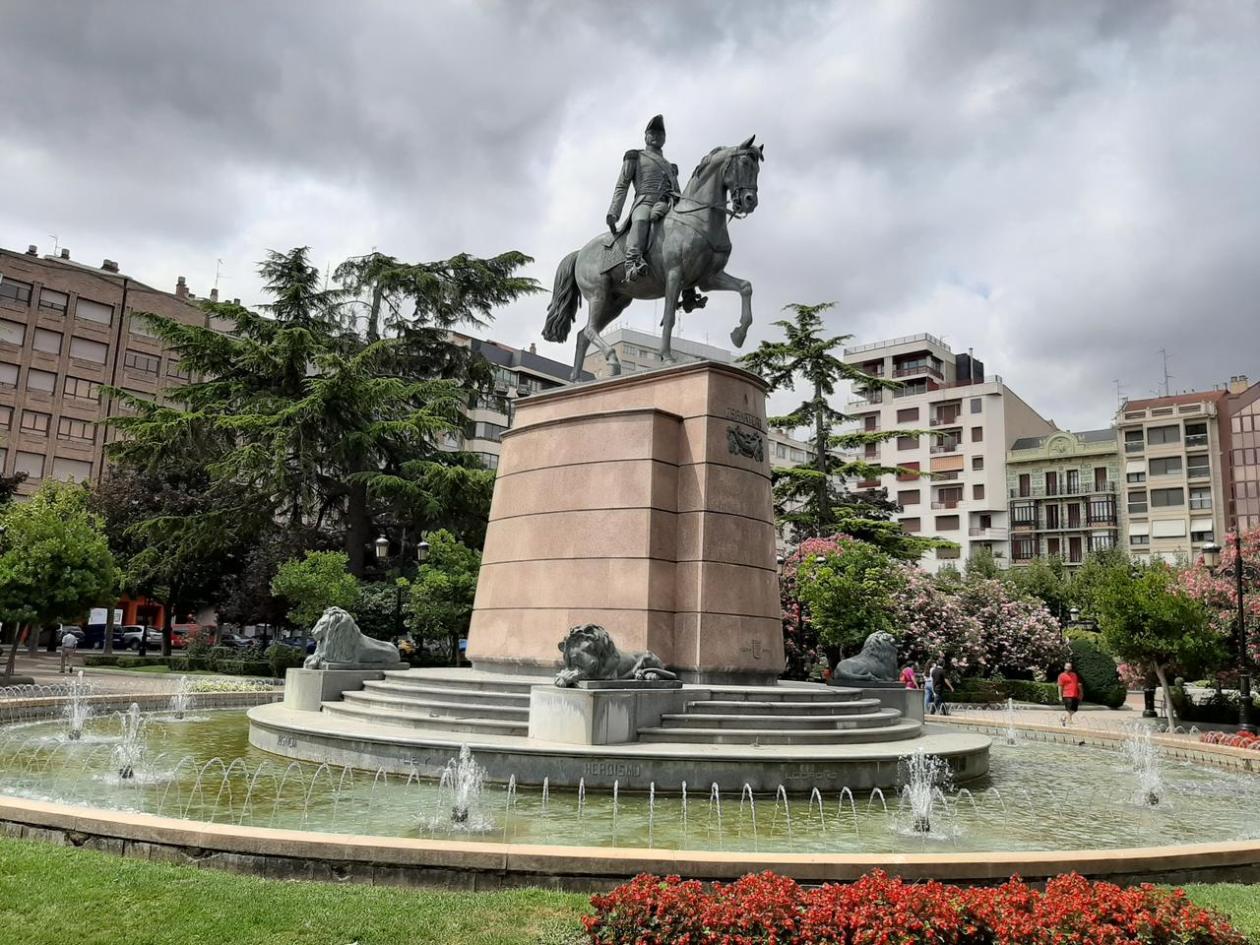 Paseo Espolon Logroño