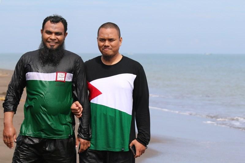 Outbound Madrasah imam Malik Menjalin Keakraban (9)