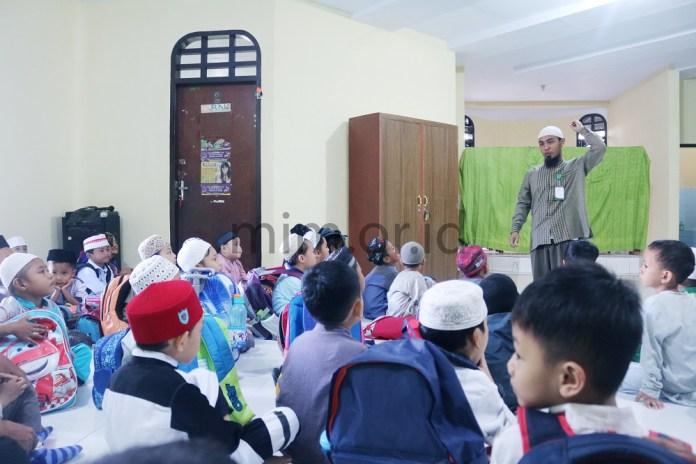 Penyambutan Santri Baru Kuttab Imam Malik Generasi 2 (9)