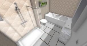 Apartment 1 bathroom Jasmin