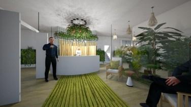 reception space 1