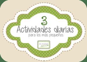 actividades diarias para los más pequeños 3