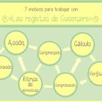 7  motivos para trabajar con las regletas de Cuisenaire