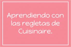 aprendiendo con las regletas de cuisenaire