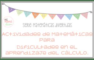 dificultades calculo mimamadice.com