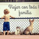Viajar con toda la familia