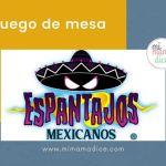 Juego de mesa: Espantajos Mexicanos