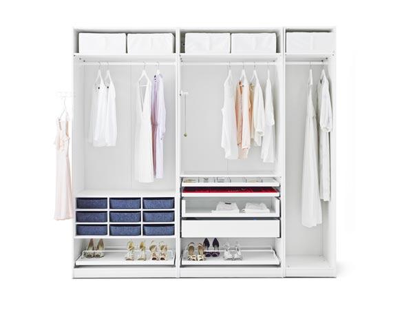 interiores armarios ikea with interiores de armarios empotrados baratos interiores de armarios - Interiores De Armarios