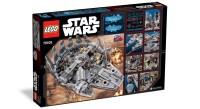 Esta son las naves de Star Wars que Lego desvela en