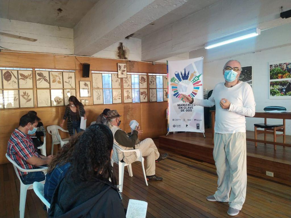 La Alcaldía de Manizales realiza el taller Sesión de Narrativas de Impacto