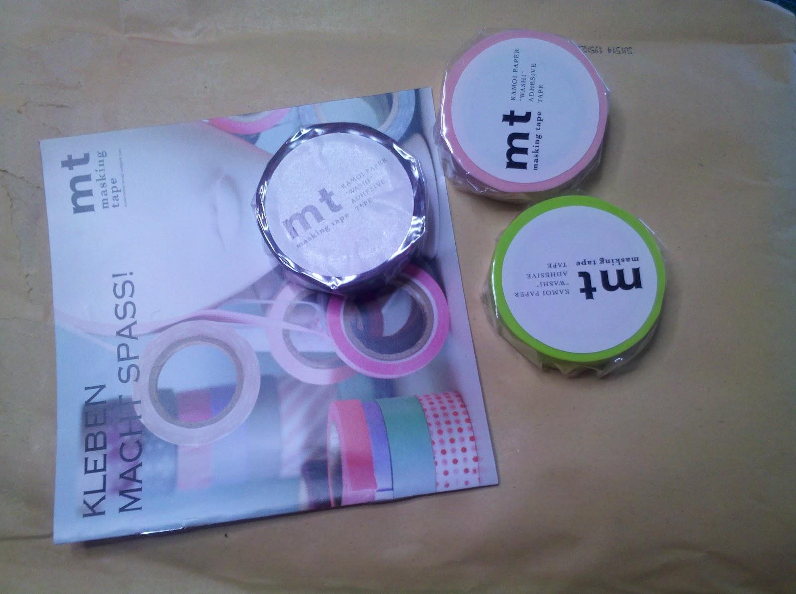 Masking Tape ♥