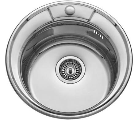 Jednodelna sudopera izradena od nerdajuceg plemenitog celika.