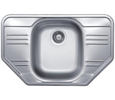 Ugaona ugradna sudopera, odlicnog kvaliteta, izradena od rosfraja. Prakticna sudopera, za lako održavanje i korišcenje.
